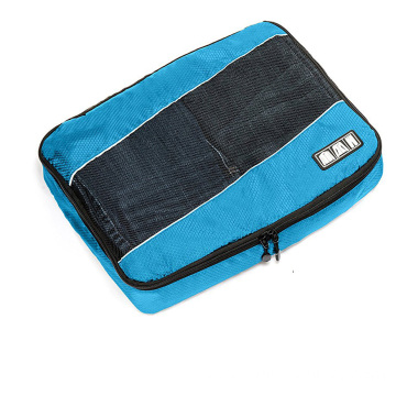 Honeycomb rip-stop fabric Travel 3 Set Packing Cubes, Carry-on Luggage Packing Organizers